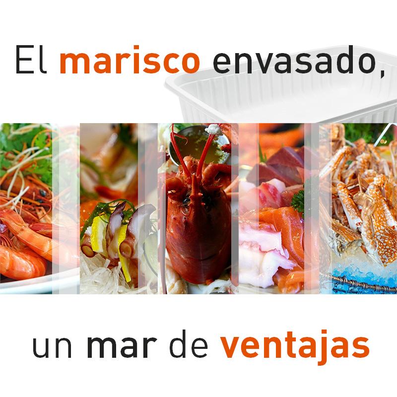 marisco mar ventajas envases