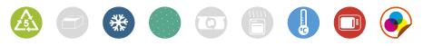 caracteristicas barquetas ovales de inyeccion
