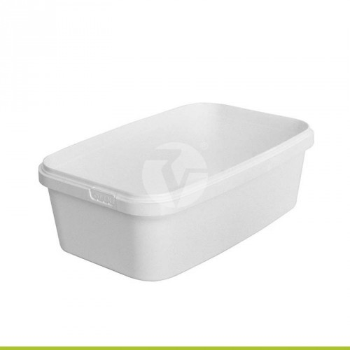 OVAL SEALED TRAY 1100 - V56