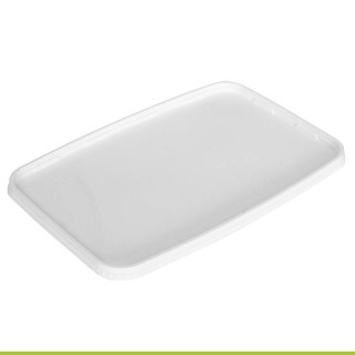 BIG SEALED OVAL LID - V502