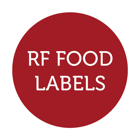 rf food labels